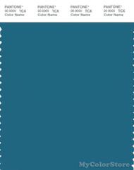 PANTONE SMART 18-4225X Color Swatch Card, Saxony Blue
