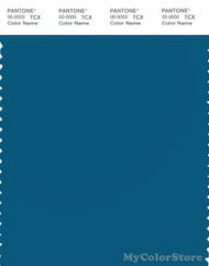 PANTONE SMART 18-4231X Color Swatch Card, Blue Sapphire