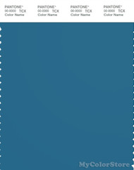 PANTONE SMART 18-4232X Color Swatch Card, Faience