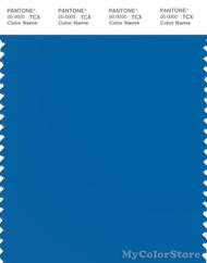 PANTONE SMART 18-4244X Color Swatch Card, Directoire Blue