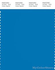 PANTONE SMART 18-4247X Color Swatch Card, Brilliant Blue