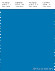 PANTONE SMART 18-4252X Color Swatch Card, Blue Aster
