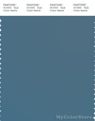 PANTONE SMART 18-4320X Color Swatch Card, Agean Blue