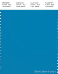 PANTONE SMART 18-4330X Color Swatch Card, Swedish Blue