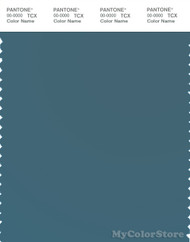 PANTONE SMART 18-4417X Color Swatch Card, Tapestry