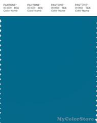 PANTONE SMART 18-4432X Color Swatch Card, Medium Blue