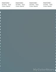 PANTONE SMART 18-4510X Color Swatch Card, Trooper