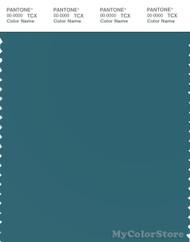 PANTONE SMART 18-4522X Color Swatch Card, Colonial Blue