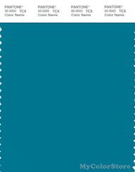 PANTONE SMART 18-4528X Color Swatch Card, Mosaic Blue
