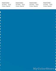 PANTONE SMART 18-4537X Color Swatch Card, Methyl Blue