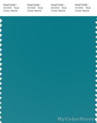 PANTONE SMART 18-4726X Color Swatch Card, Biscay Bay