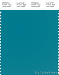 PANTONE SMART 18-4733X Color Swatch Card, Enamel Blue