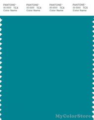 PANTONE SMART 18-4735X Color Swatch Card, Tile Blue