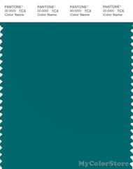 PANTONE SMART 18-4834X Color Swatch Card, Deep Lake