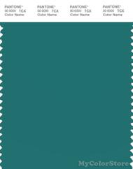 PANTONE SMART 18-5121X Color Swatch Card, Bayou