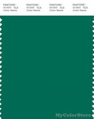 PANTONE SMART 18-5338X Color Swatch Card, Ultramarine Green