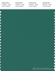 PANTONE SMART 18-5418X Color Swatch Card, Antique Green