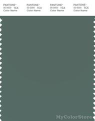 PANTONE SMART 18-5611X Color Swatch Card, Dark Forest