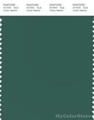 PANTONE SMART 18-5616X Color Swatch Card, Posy Green