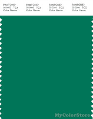 PANTONE SMART 18-5633X Color Swatch Card, Bosphorus