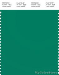 PANTONE SMART 18-5841X Color Swatch Card, Pepper Green