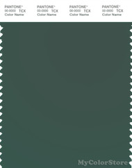 PANTONE SMART 18-5913X Color Swatch Card, Garden Topiary