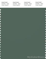 PANTONE SMART 18-6011X Color Swatch Card, Duck Green
