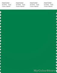 PANTONE SMART 18-6030X Color Swatch Card, Jolly Green
