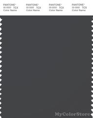 PANTONE SMART 19-0201X Color Swatch Card, Asphalt
