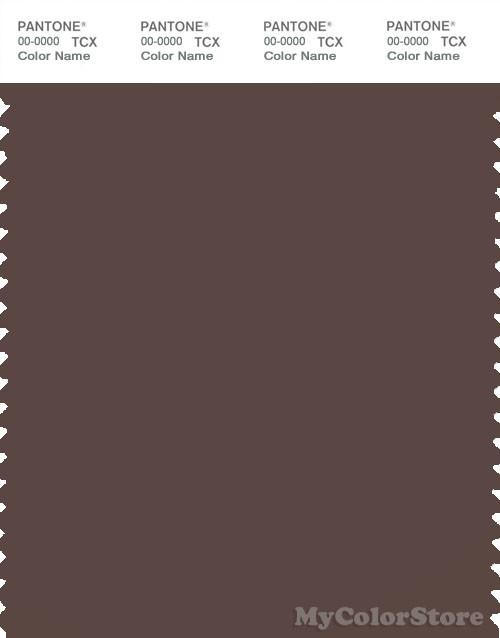 PANTONE SMART 19-1213X Color Swatch Card, Shopping Bag