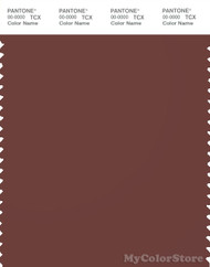 PANTONE SMART 19-1320X Color Swatch Card, Sable