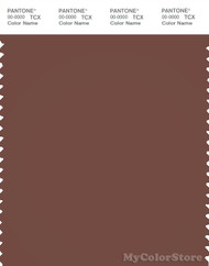 PANTONE SMART 19-1430X Color Swatch Card, Mink