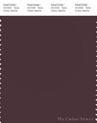 PANTONE SMART 19-1619X Color Swatch Card, Fudge