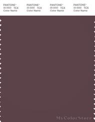 PANTONE SMART 19-1620X Color Swatch Card, Huckleberry