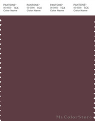 PANTONE SMART 19-1621X Color Swatch Card, Catawba Grape