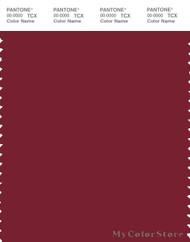 PANTONE SMART 19-1652X Color Swatch Card, Rhubarb