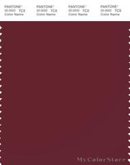 PANTONE SMART 19-1724X Color Swatch Card, Cabernet