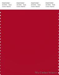PANTONE SMART 19-1757X Color Swatch Card, Barbados Cherry