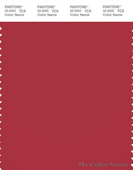 PANTONE SMART 19-1759X Color Swatch Card, American Beauty
