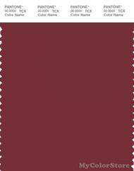 PANTONE SMART 19-1930X Color Swatch Card, Pomegranate