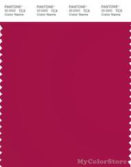 PANTONE SMART 19-1955X Color Swatch Card, Cerise