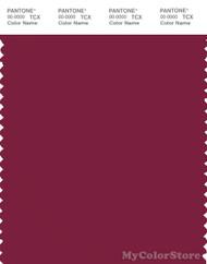 PANTONE SMART 19-2030X Color Swatch Card, Beet Red