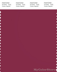 PANTONE SMART 19-2033X Color Swatch Card, Anemode