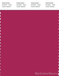 PANTONE SMART 19-2041X Color Swatch Card, Cherries Jubilee