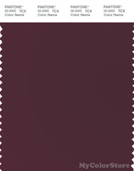 PANTONE SMART 19-2118X Color Swatch Card, Winetasting