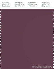 PANTONE SMART 19-2311X Color Swatch Card, Eggplant