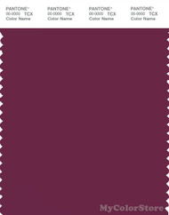 PANTONE SMART 19-2430X Color Swatch Card, Purple Potion