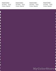 PANTONE SMART 19-3220X Color Swatch Card, Plum