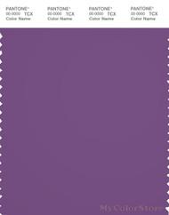 PANTONE SMART 19-3526X Color Swatch Card, Meadow Violet