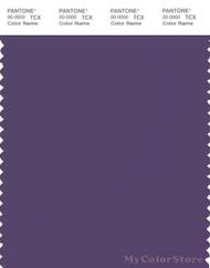 PANTONE SMART 19-3620X Color Swatch Card, Purple Reign